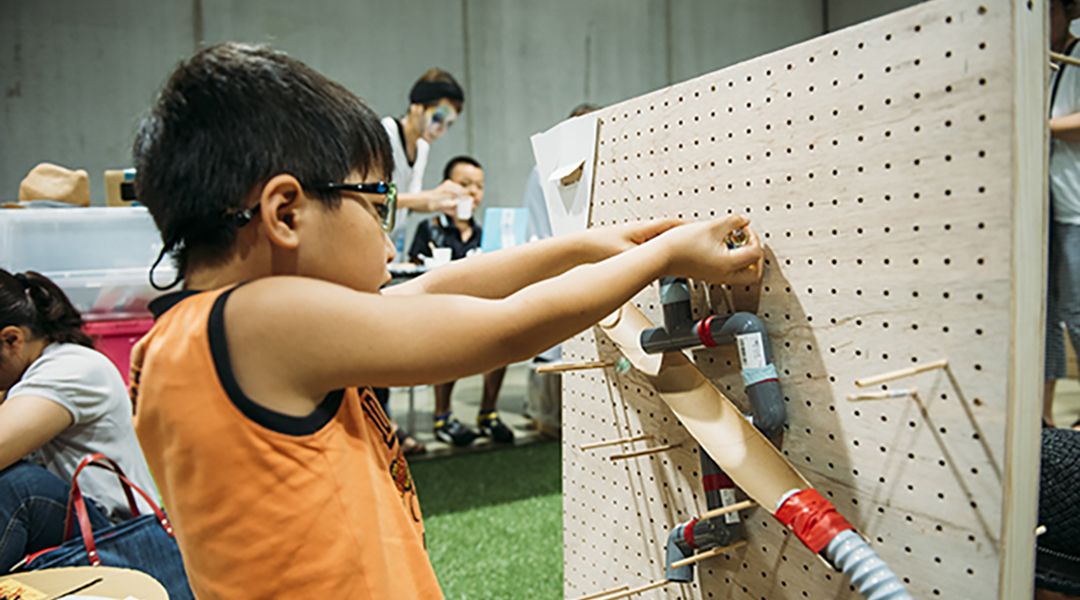 Tinkering Space for KIDs
