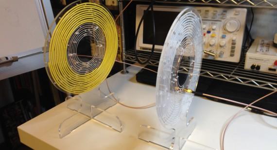 フェーズド アレイ コイルを用いた磁場共鳴方式ワイヤレス給電システムの画像