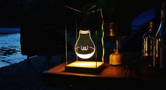 3Dマッピング照明「LiLi(ライライ)」の画像