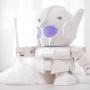 RAPIRO(ロボット)、LEDドットマトリックスパネルの画像