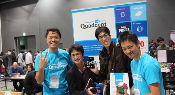 Quadcept株式会社の画像