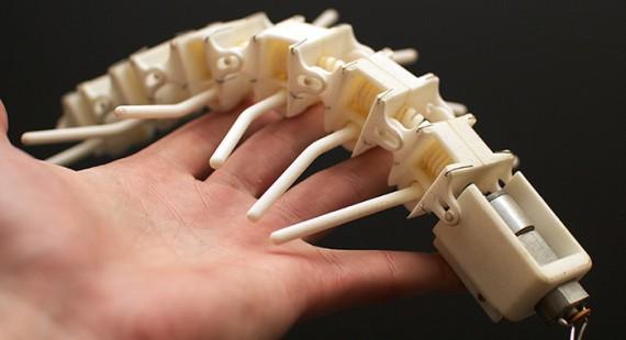 室内空気ビジュアライゼーション/バイオミミクリーロボットの画像