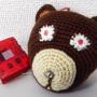 電子工作×編み物の画像