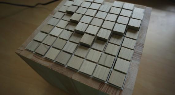 ピョコピョコ ver2 ~形状が変わるディスプレイ 第2弾~の画像