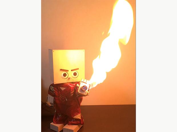 TONY ROBOTの画像