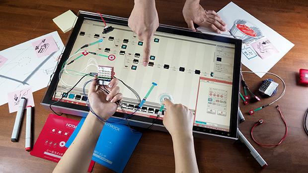 HOTMOCKを使って製品のデザインプロセスを体験してみよう!の画像
