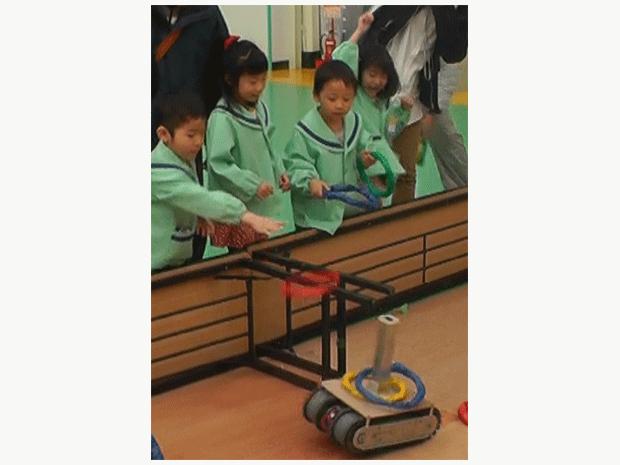 超高速クローラロボット