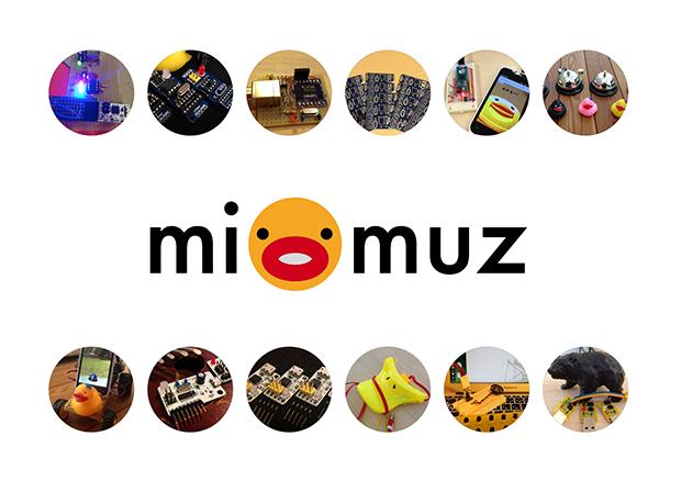 mi:muz(ミマーズ)でヘンテコノイズ遊びの画像