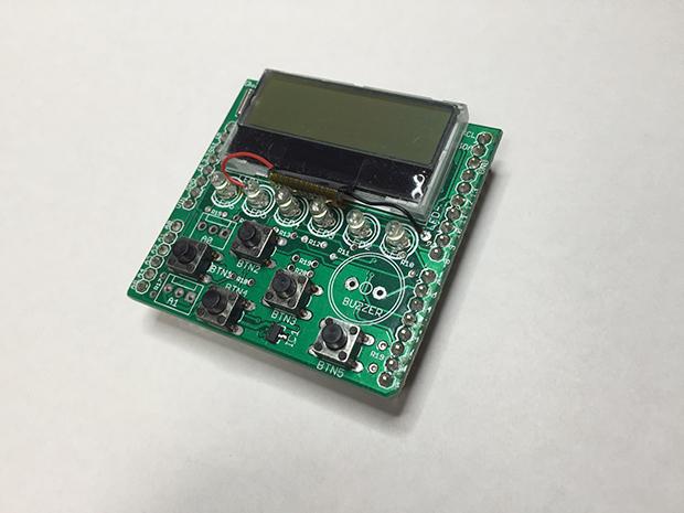 ArduinoでできるIoT お手軽BLEモジュールの画像