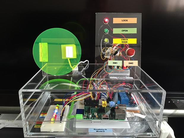 Raspberry Pi を外部ウォッチドッグで制御の画像