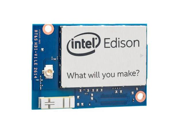 インテル® Edisonの画像