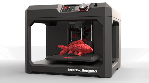 パーソナル3Dプリンタの決定版 Replicatorシリーズの画像