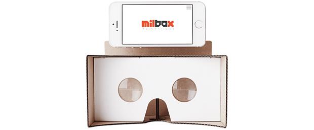 Milbox / KENDOTの画像