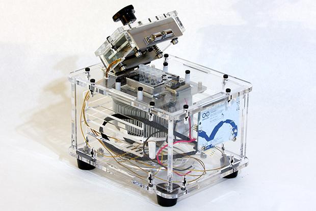 毎年5億人が必要とする安全安価なバイオ機器を自宅で作るにはの画像