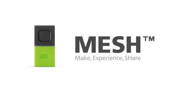 MESHの画像