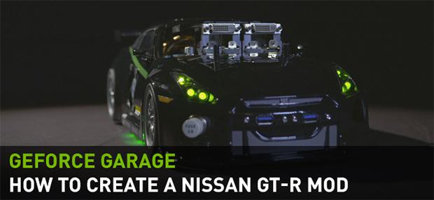 GeForce GarageカスタムPC作品の紹介の画像