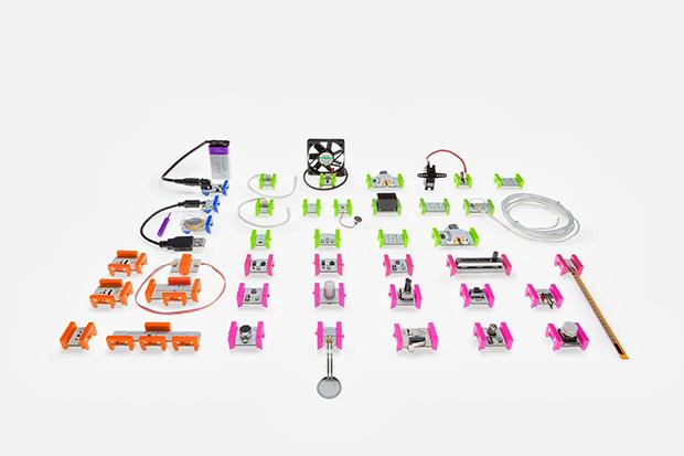 littleBitsの画像