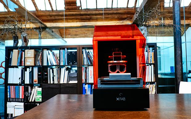 XFAB 3D Printerの画像