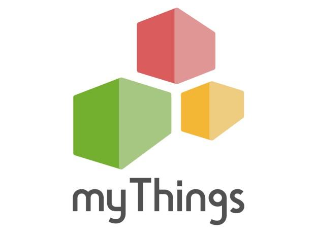 myThingsプラットフォームの画像