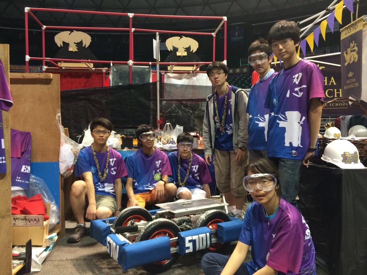 FRC Team  Indigo Ninjas / Tokyo Technical Samurai