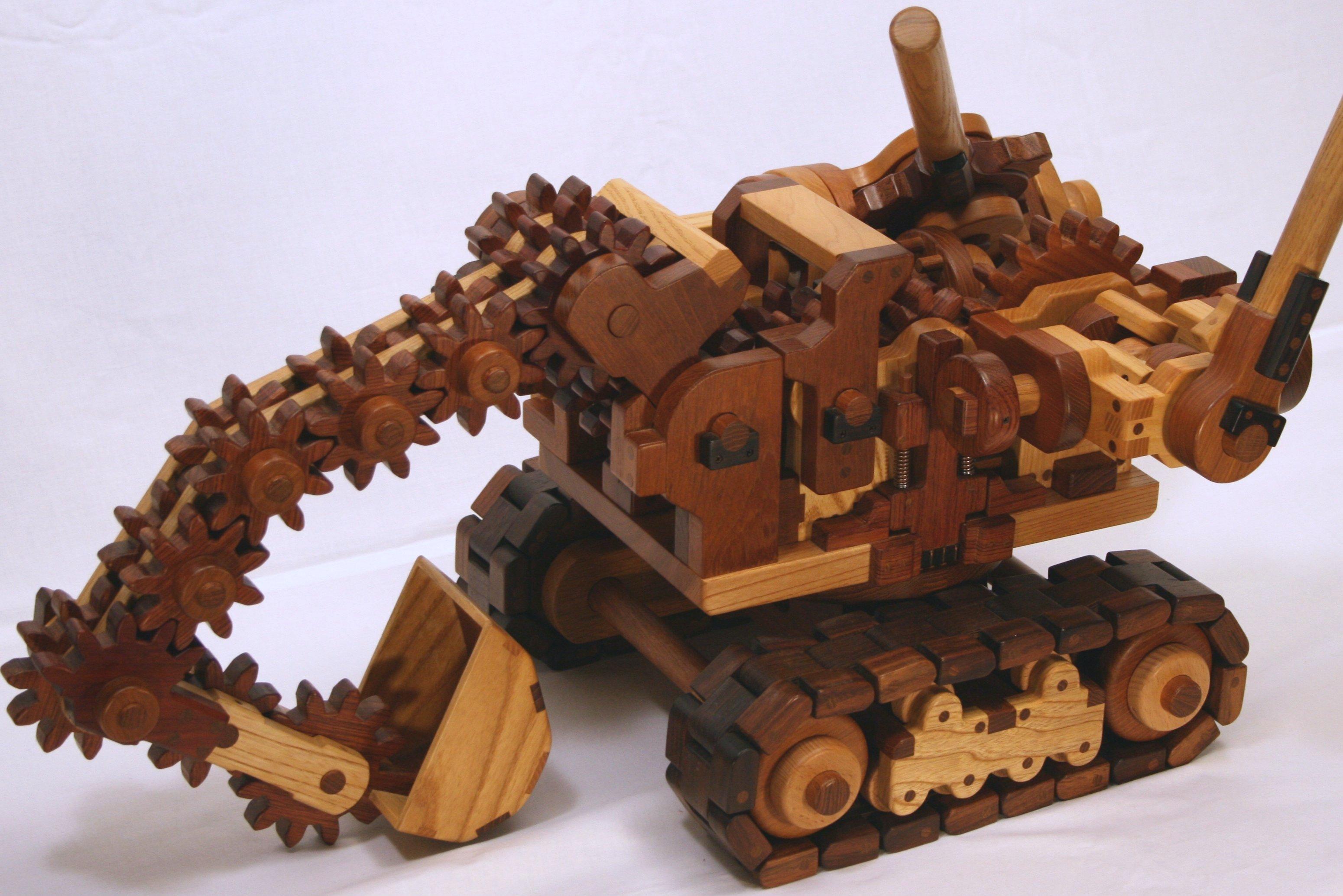 木の歯車工房
