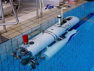 NPO日本水中ロボネット