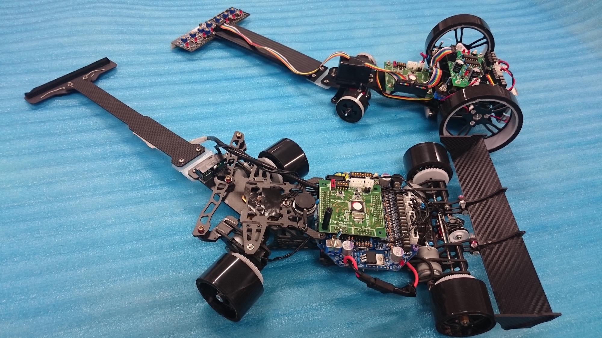 都立科学技術高校ロボット部