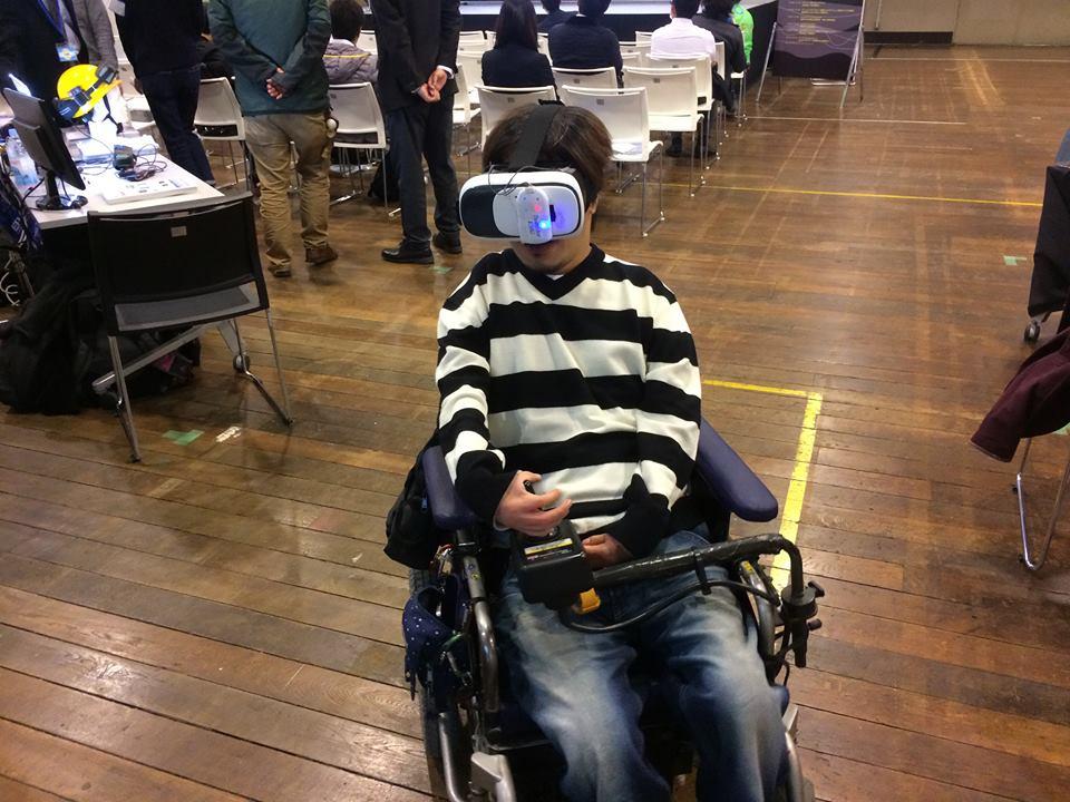VRイベント,Maker Faire Tokyo 2017 ,イメージ2