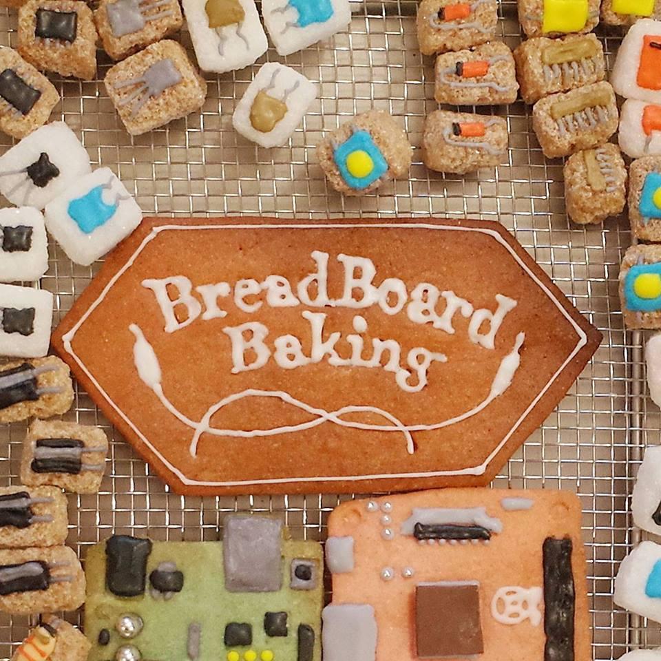 BreadBoard Baking feat. Sunbaked Sweets