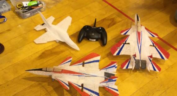 超小型飛行体研究所