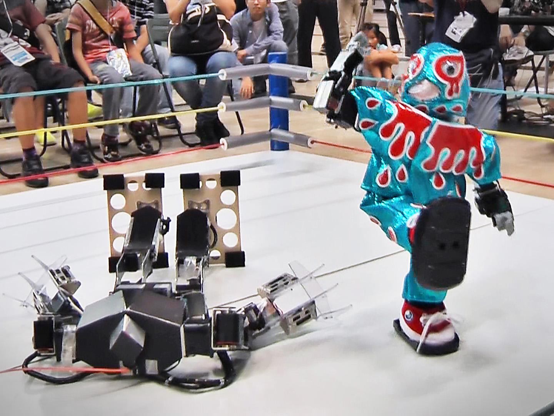 ロボットプロレス「できんのか!」