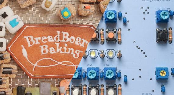 The Breadboard Band & Breadboard Baking