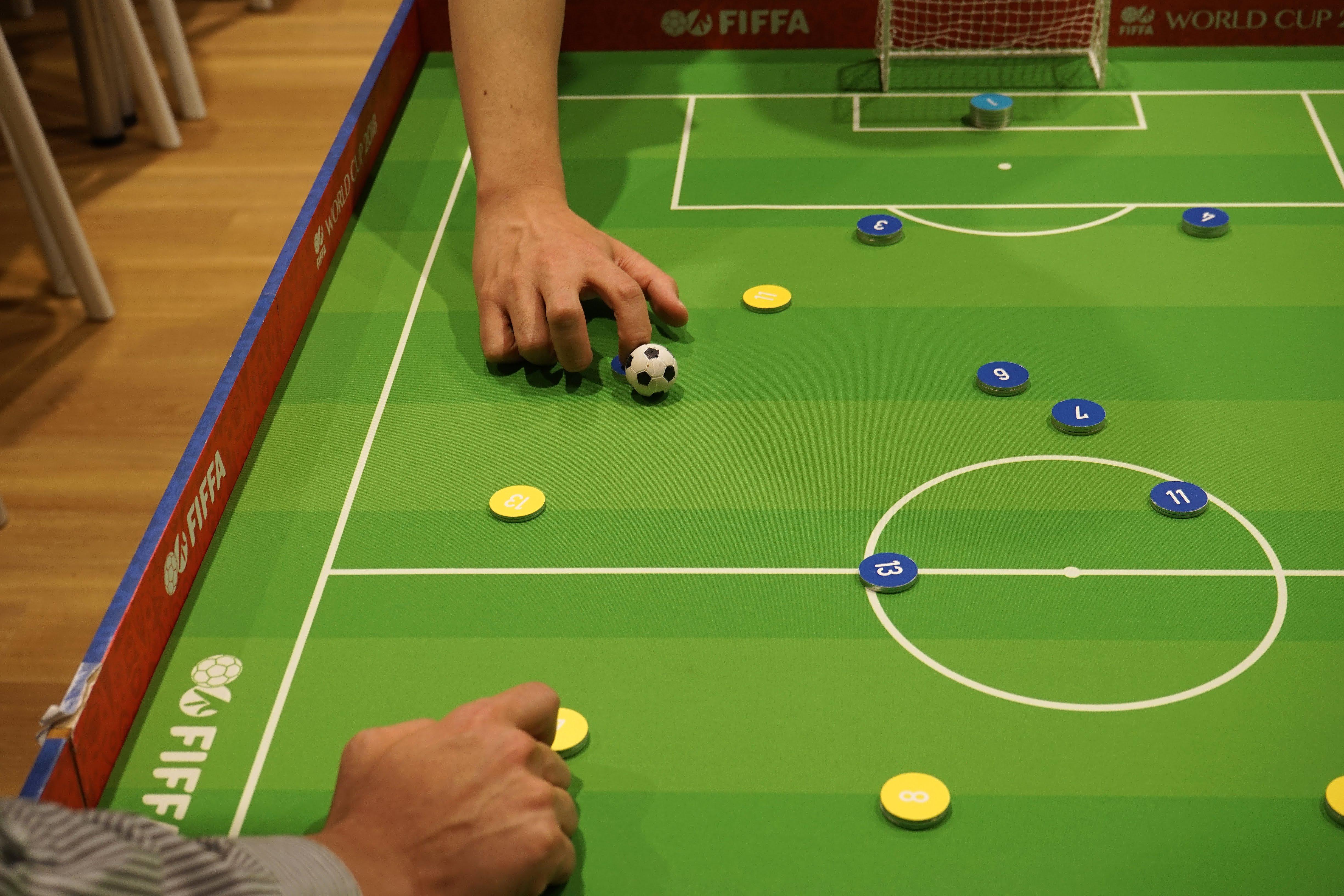 FIFFA:国際指サッカー連盟