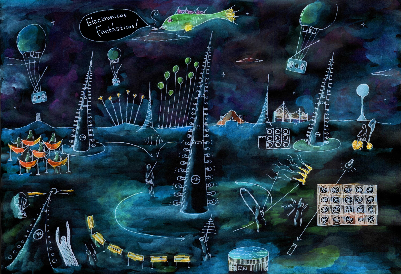 京都 Nicos Orches-Lab「エレクトロニコス・ファンタスティコス!」
