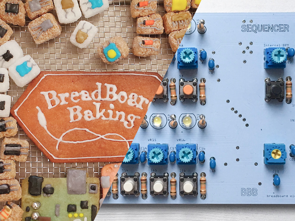 The Breadboard Band & Breadboard Baking
