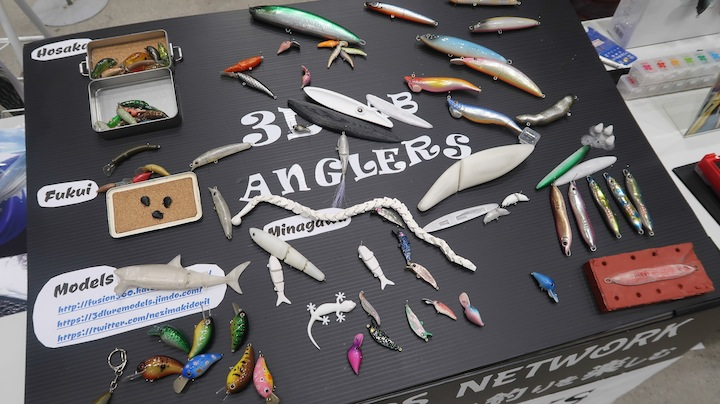 3D FAB Anglers Network