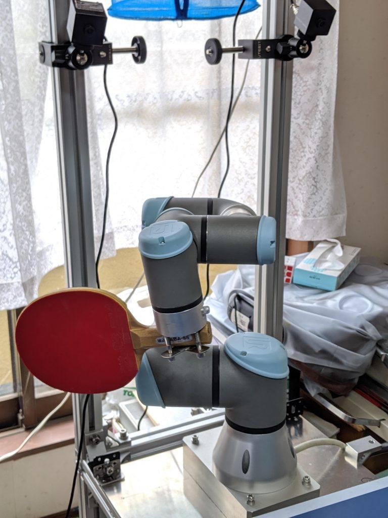 RobotTableTennisTeam