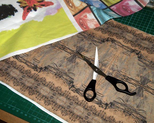 Fabric Printing End