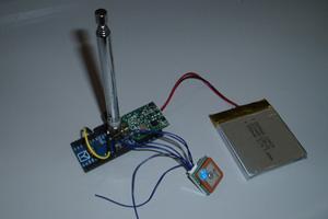 MAD-SSシールドを利用した、Arduinoを活用した長距離センサネットワークの構築実験