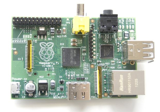 The Raspbery Pi