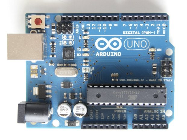 The Arduino Uno
