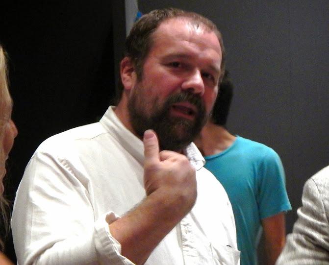 Massimo Benzi@MFR14