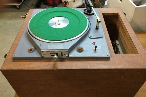 1turntable Turntable Repair with a 3D Printer