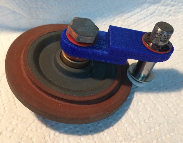 3 turntable Turntable Repair with a 3D Printer