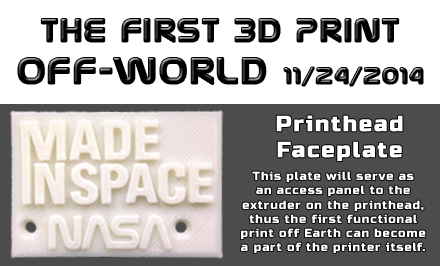 unnamed First Successful 3D Print In Space Completed