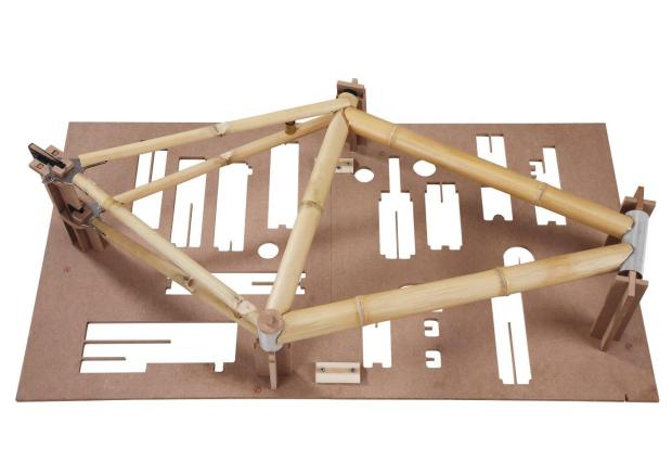 image00 DIY Bamboo Bike
