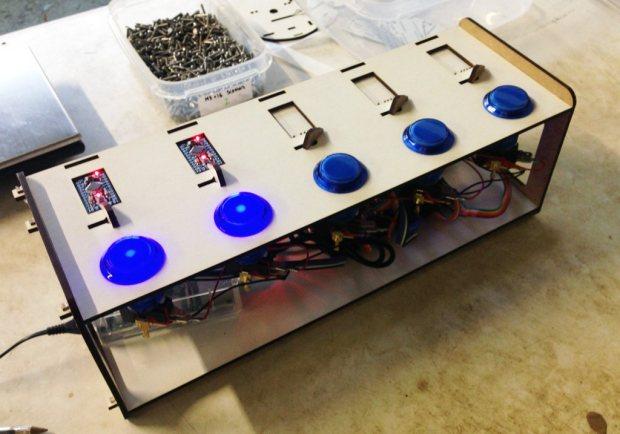 programmer A Raspberry Pi Powered Bulk Arduino Programmer
