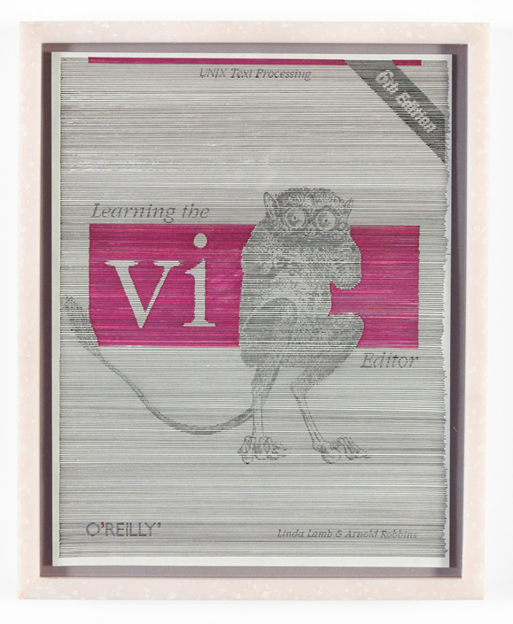 colophon 21 Hand drawn Book Covers Look Like They Came Out Of A Broken Printer
