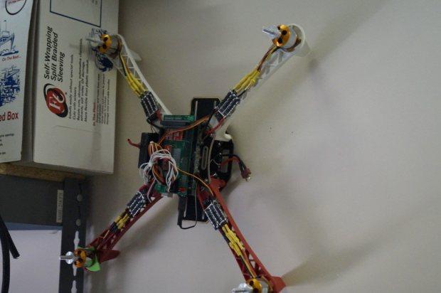 more quadcopters
