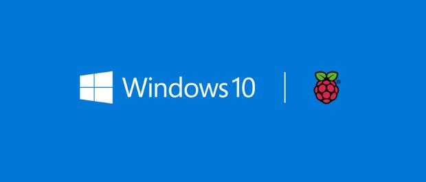 Windows 10 and Raspberry Pi